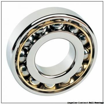 70 mm x 125 mm x 24 mm  FAG 7214-B-TVP  Angular Contact Ball Bearings