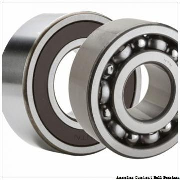 20 mm x 52 mm x 15 mm  FAG QJ304-MPA  Angular Contact Ball Bearings