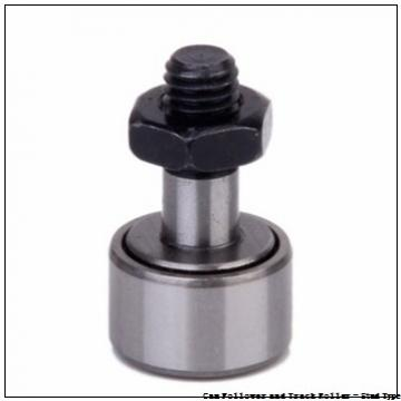 CONSOLIDATED BEARING CRSBE-8-1  Cam Follower and Track Roller - Stud Type