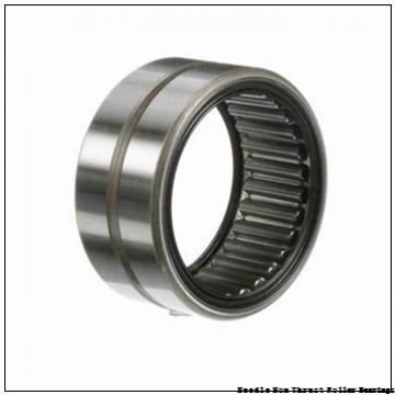 3.543 Inch | 90 Millimeter x 4.331 Inch | 110 Millimeter x 1.378 Inch | 35 Millimeter  CONSOLIDATED BEARING NK-90/35  Needle Non Thrust Roller Bearings