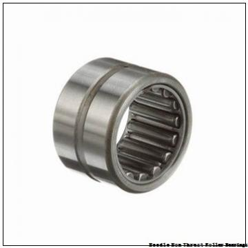 7.283 Inch | 185 Millimeter x 8.465 Inch | 215 Millimeter x 1.772 Inch | 45 Millimeter  CONSOLIDATED BEARING RNA-4834  Needle Non Thrust Roller Bearings