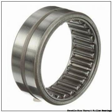 1.575 Inch | 40 Millimeter x 1.85 Inch | 47 Millimeter x 0.63 Inch | 16 Millimeter  CONSOLIDATED BEARING HK-4016-2RS  Needle Non Thrust Roller Bearings