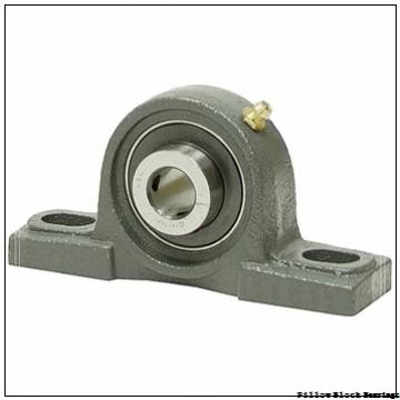 2.953 Inch | 75 Millimeter x 3.62 Inch | 91.948 Millimeter x 3.252 Inch | 82.6 Millimeter  QM INDUSTRIES QAPL15A075SET  Pillow Block Bearings