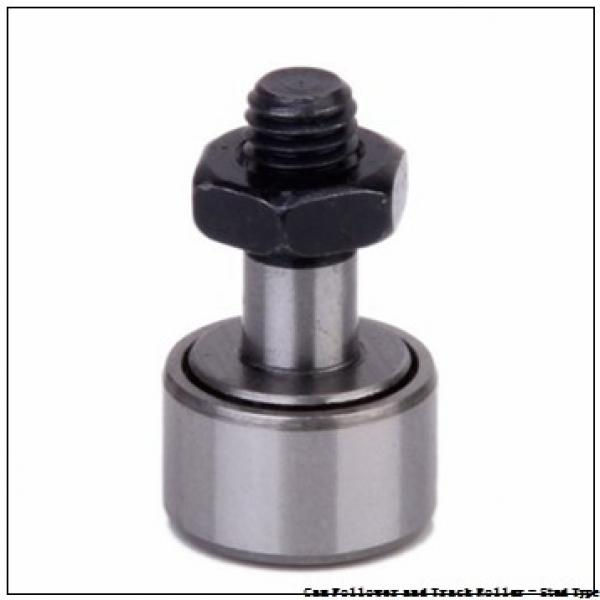 CONSOLIDATED BEARING CRSBE-10-1  Cam Follower and Track Roller - Stud Type #2 image